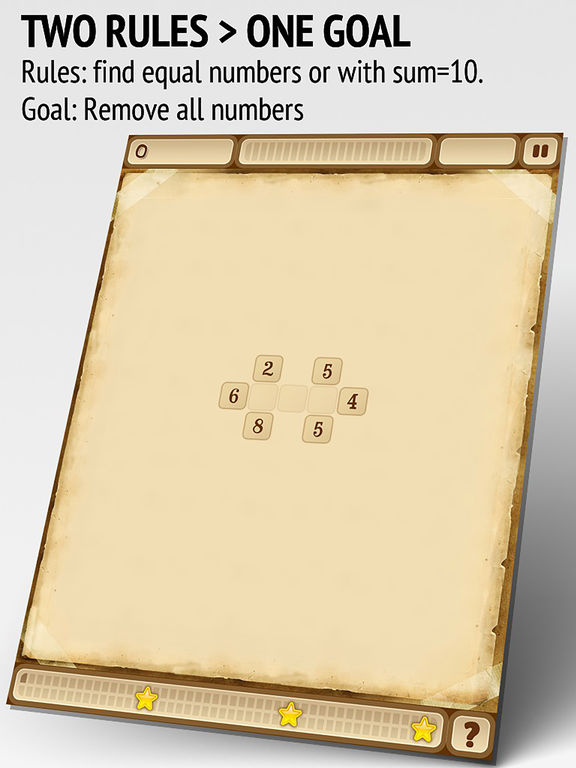 Sunny Seeds - Number puzzle game Screenshots