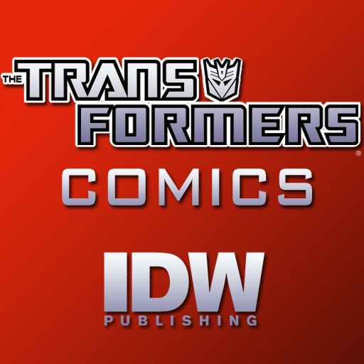 free Transformers Comics iphone app