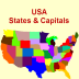 USA States and Capitals-