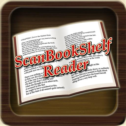 free ScanBookShelf Reader iphone app