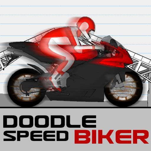 Doodle Speed Biker FREE