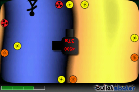 Bullet Skater Screenshot