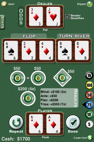 Ultimate Hold'em Poker