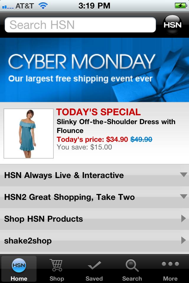 HSN shop app free app screenshot 1