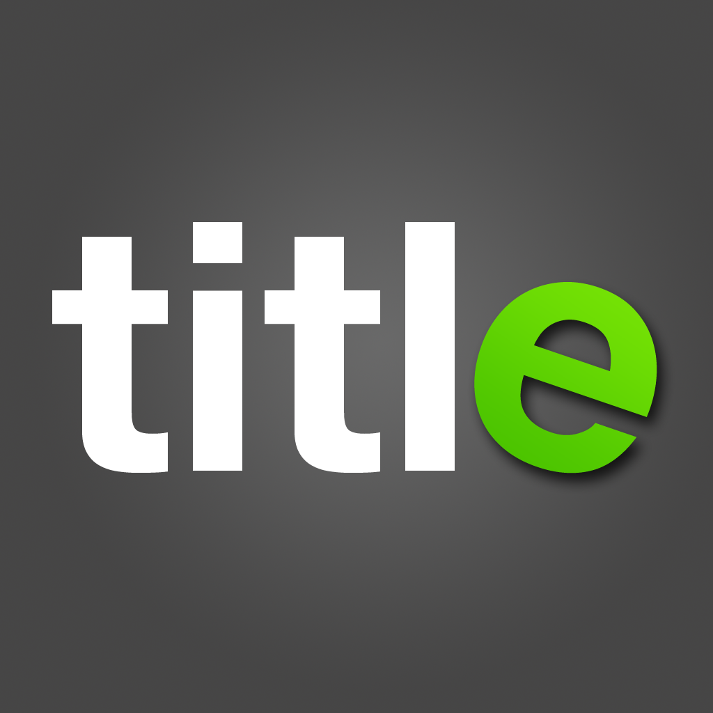 TitleFx - Add Text on Photos for Facebook, Instagram and more