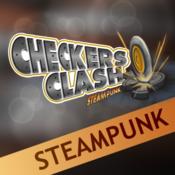 Checkers Clash Steampunk