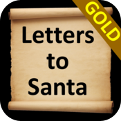 Letters to Santa Gold icon