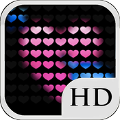 iBanner HD-(Emoji Keyboard+Optical Illusions) icon