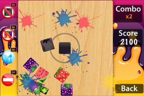 Fruit Splash screenshot 2