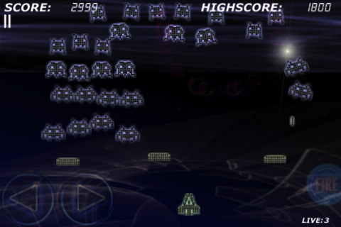 Ispace Retro Screenshot
