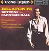 Belafonte Returns to Carnegie Hall (Live), Harry Belafonte