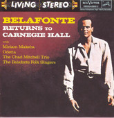 Belafonte Returns to Carnegie Hall (Live), Harry Belafonte