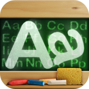 Aa match preschool alphabet HD icon