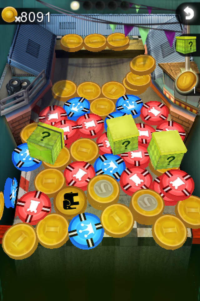 Coin Push Frenzy