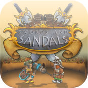Swords and Sandals Review icon