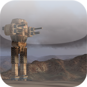 Giant Fighting Robots for iPad icon