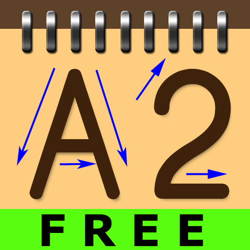 ABC Easy Writer - Combo HD Free Lite