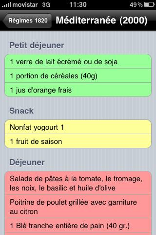 Calculateur de calories gratuit application - Maigrir