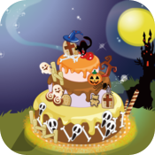 Halloween-Protect the Cake icon