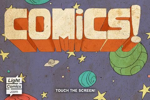 Comics! free app screenshot 1