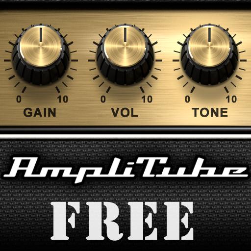 free AmpliTube FREE iphone app