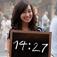 タイ美人時計
