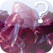 Mineral Quiz for iPad icon