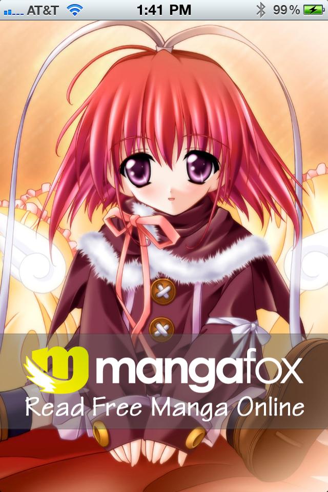 Manga Fox free app screenshot 1