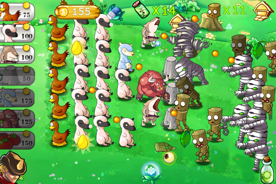 PetsWar Screenshot