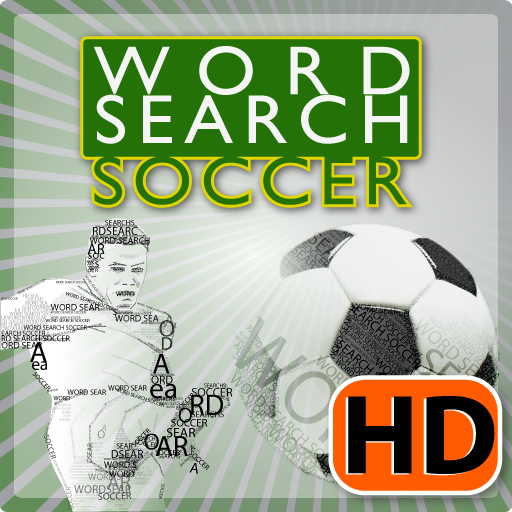 Word Search Soccer+