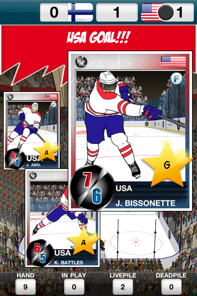 FC Hockey Lite Screenshot