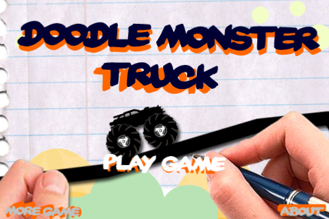 Doodle Monster Truck FREE