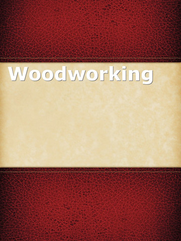 Woodworking Handbook iPad Screenshot 1