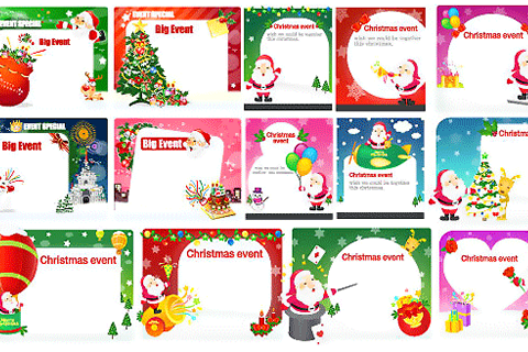 Create Greeting Cards (Christmas) free app screenshot 1