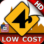 Nav4D South Dakota (LOW COST) HD