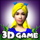 Alice In Wonderland ( A 3D Cartoon Arcade Game / Games for Kids )