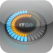 ITGO HD - Interval Trainer GO HD - The Ultimate Gym and Outdoor Timer for Cardio Health, Fitness and Well Being icon