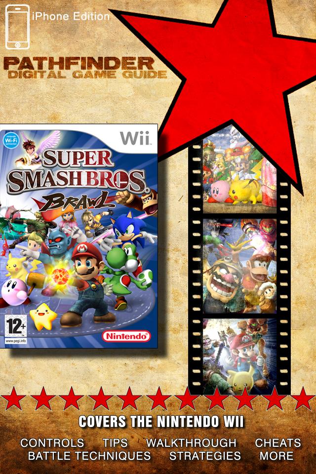Unofficial Super Smash Bros Brawl Game Guide (Free) free app screenshot 1