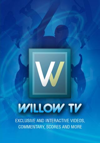 Willow TV free app screenshot 1