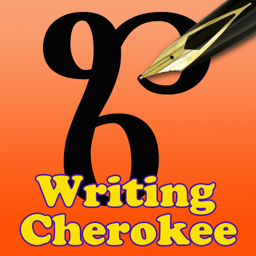 Writing Cherokee for iPad