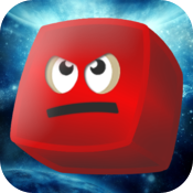 Cubecore - Flick Physics Puzzle Quest icon