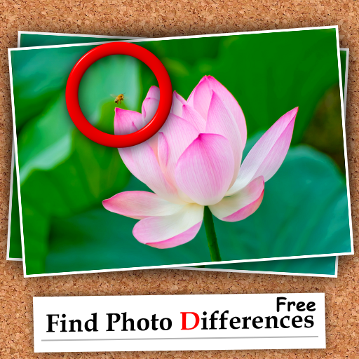 free Find Photo Differences FREE iphone app