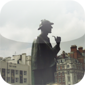 Adventures of Sherlock Holmes (audio book and e... icon