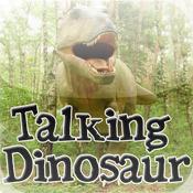 A Talking T Rex Dinosaur