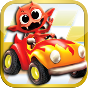 Cocoto Kart Online icon