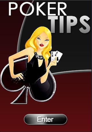** Poker Tips