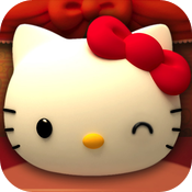 Hello Kitty Parachute Paradise icon