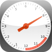 HD Clock Racing icon