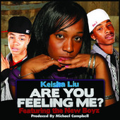 Are You Feeling Me? (Radio Edit) [feat. The New Boyz] - Single, Keisha Liu