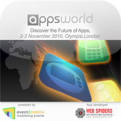 AppsWorld via Event2Mobile